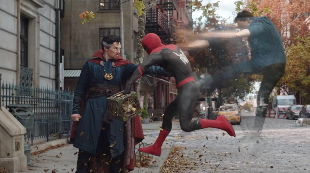Spider-Man No Way Home film 2021