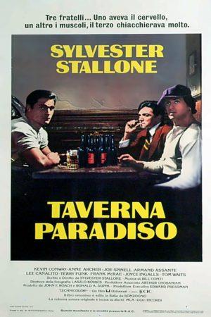 Taverna Paradiso film 1978 poster