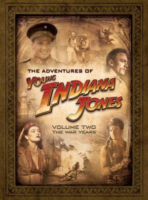 avventure giovane indiana jones serie poster