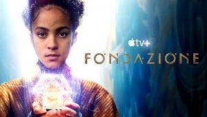 fondazione serie tv poster 2021