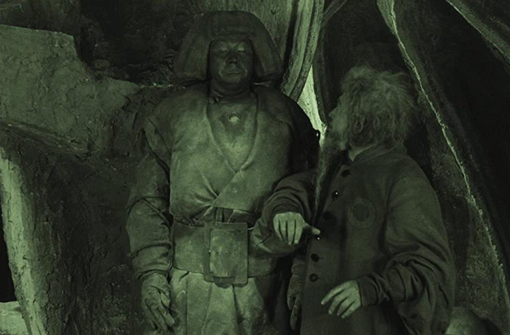 il golem film 1920