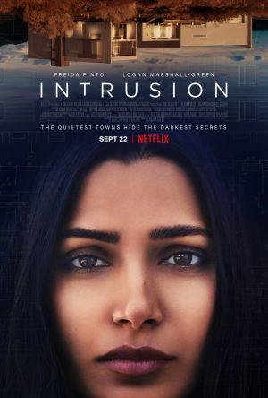 intrusion film netflix 2021 poster