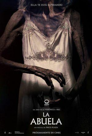 la abuela film plaza 2021 poster
