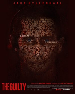 the guilty film poster 2021