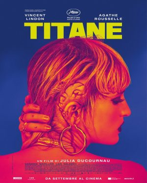 titane film poster 2021