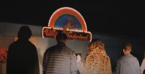willy's wonderland film 2021 horror