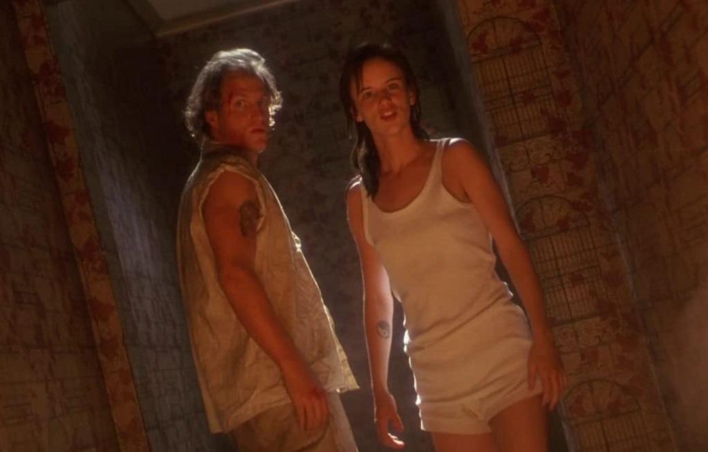 Assassini nati - Natural Born Killers (1994) Woody Harrelson e Juliette Lewis