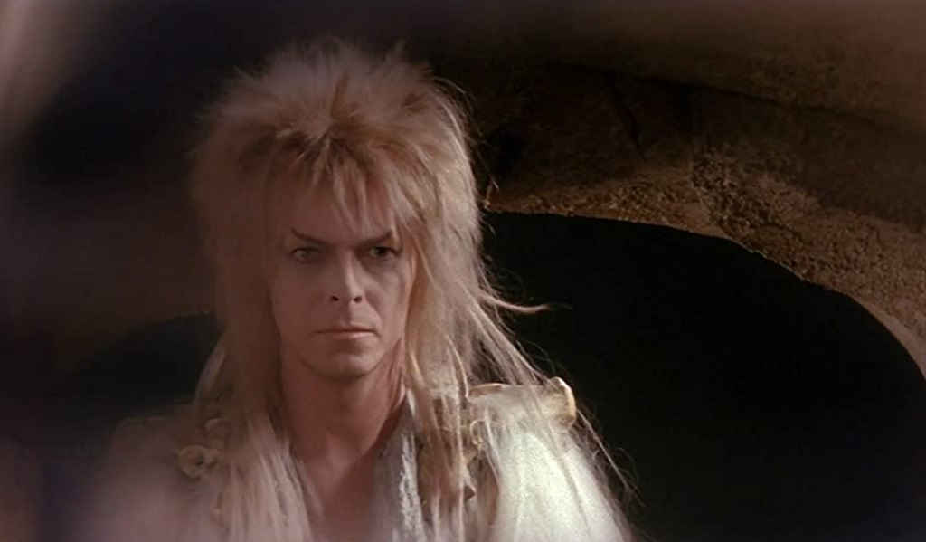 David Bowie in Labyrinth (1986)