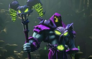 He-Man and the Masters of the Universe (2021) netflix serie skeletor