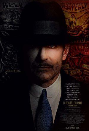 La fiera delle illusioni - Nightmare Alley poster ITA