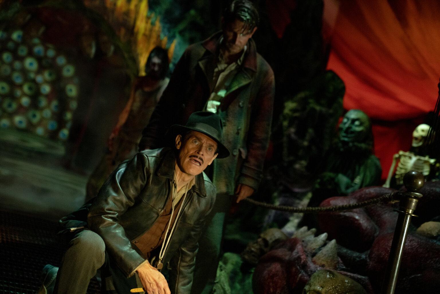 Nightmare Alley del toro film (4)