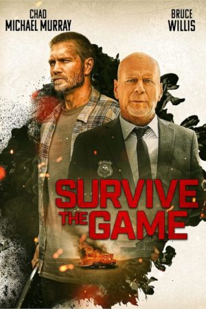 Survive the Game film poster 2021