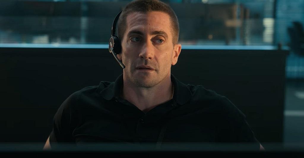 The Guilty film Jake Gyllenhaal Netflix