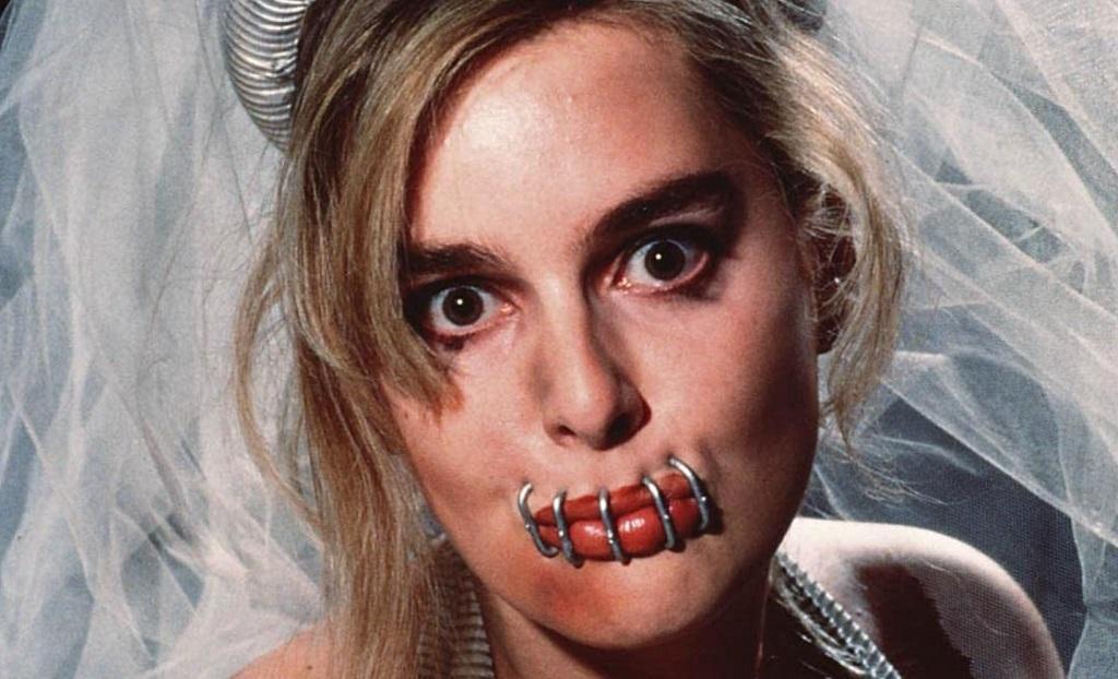 azione mutante film 1993 Frédérique Feder