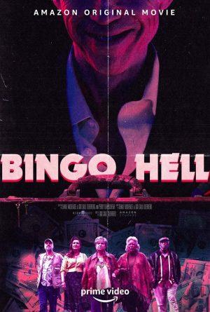 bingo hell film 2021 amazon poster