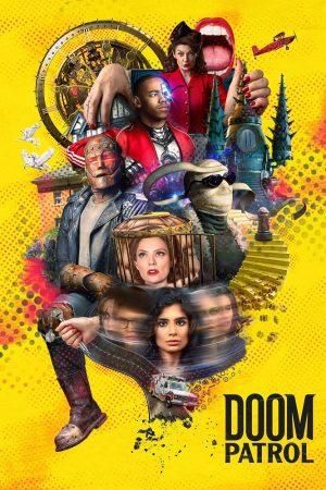 doom patrol serie poster