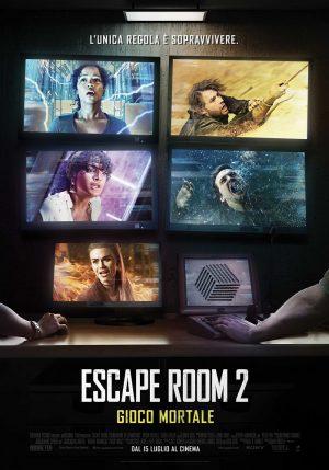 escape room 2 film poster 2021