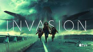 invasion serie apple 2021 poster