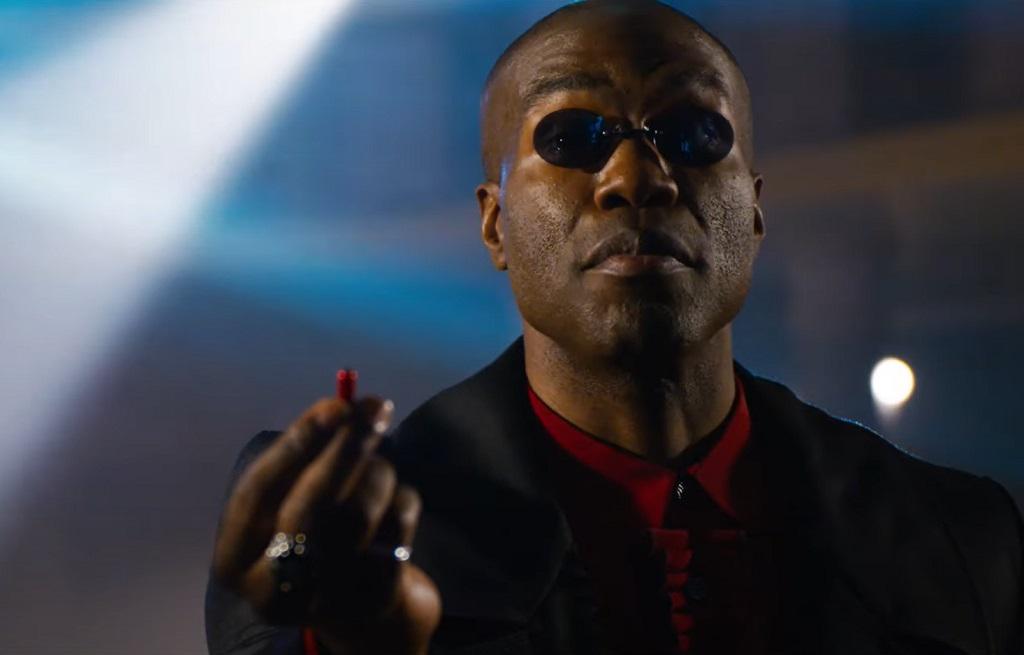 matrix revolutions film 2022 morpheus