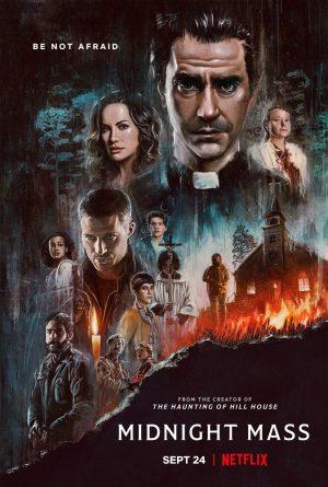 midnight mass film netflix poster 2021