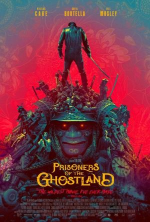 prisoners of the ghostland film poster