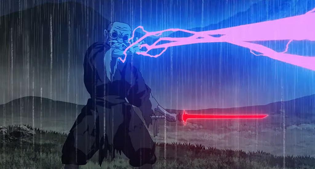 star wars visions serie 2021
