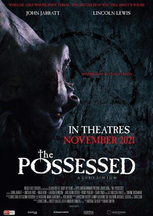 the possessed film 2021 poster