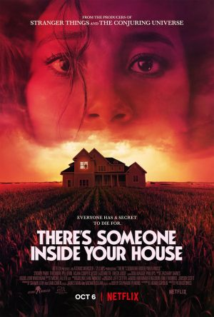 there's someone inside you house film netflix 2021 poster