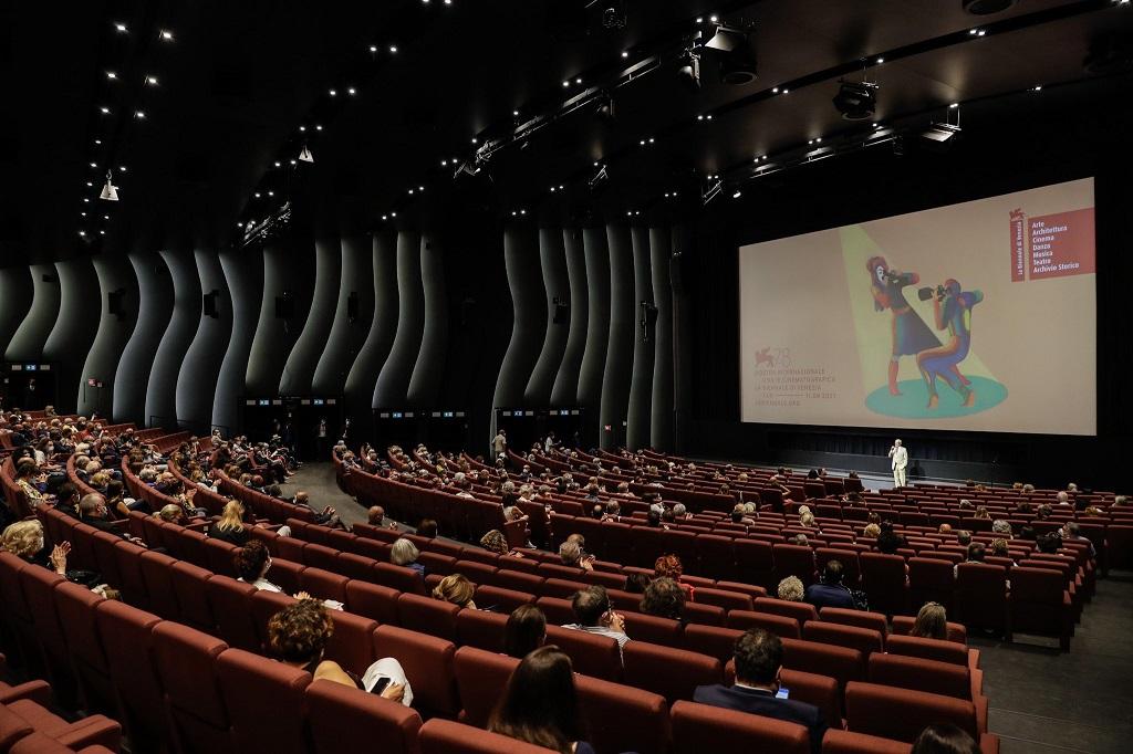 veneza 78 2021 cinema