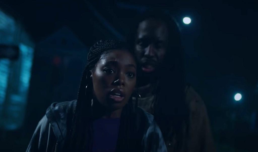 Black as Night: la recensione del film di Maritte Lee Go (Welcome to the  Blumhouse 2021) - Il Cineocchio