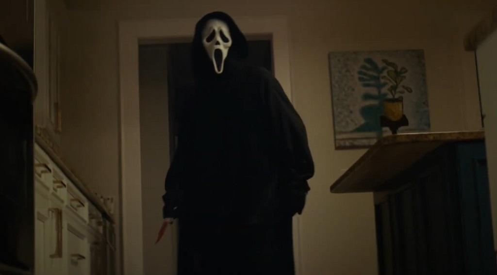 ghostface film scream 2022