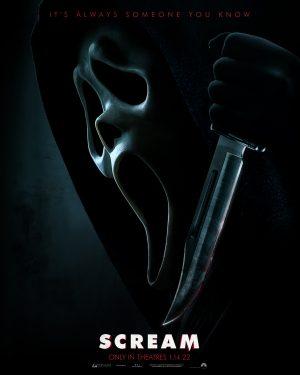 scream 5 film poster