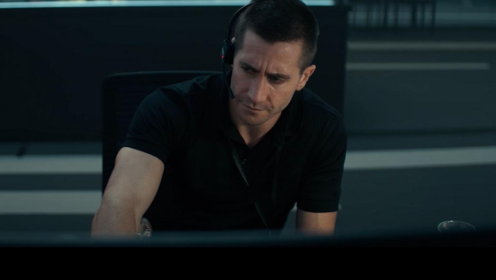 the guilty film netflix 2021 Jake Gyllenhaal